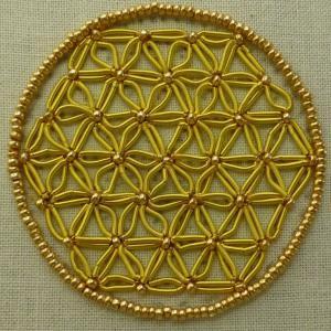 Le Bégonia D Or the kits - atelier le bégonia d'or - goldwork embroidery - rochefort